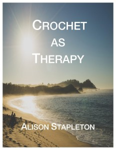 Crochet as Therapy cover