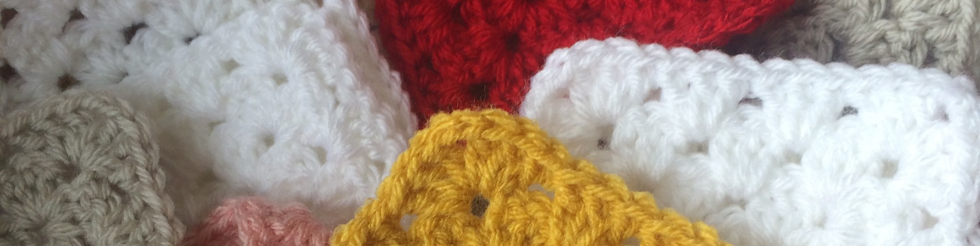 Square-a-Day Crochet Blankets – 3 Options