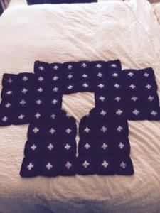 62 squares